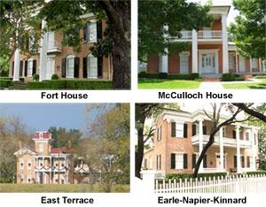 Historic Homes Of Waco, Texas   Waco CVB   Historic Waco Foundation Cares  For Four