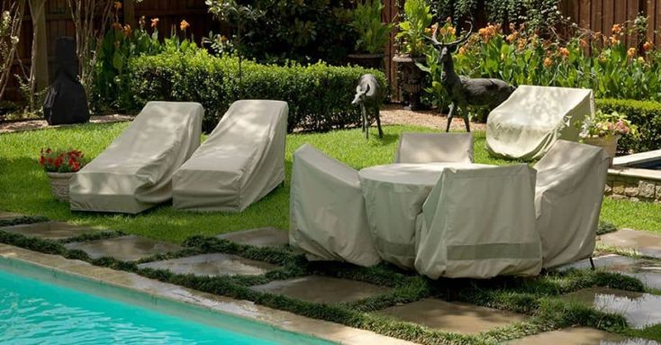 Protecting Your Patio Furniture With Covers