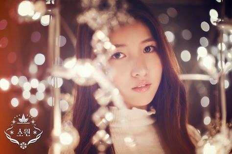#여자친구 #GFRIEND 3rd Mini Album #SNOWFLAKE  4th Concept Image