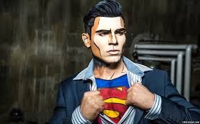 Image result for male character makeup