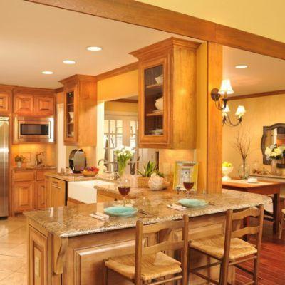 pinterest'teki 25'den fazla en iyi raised ranch kitchen ideas