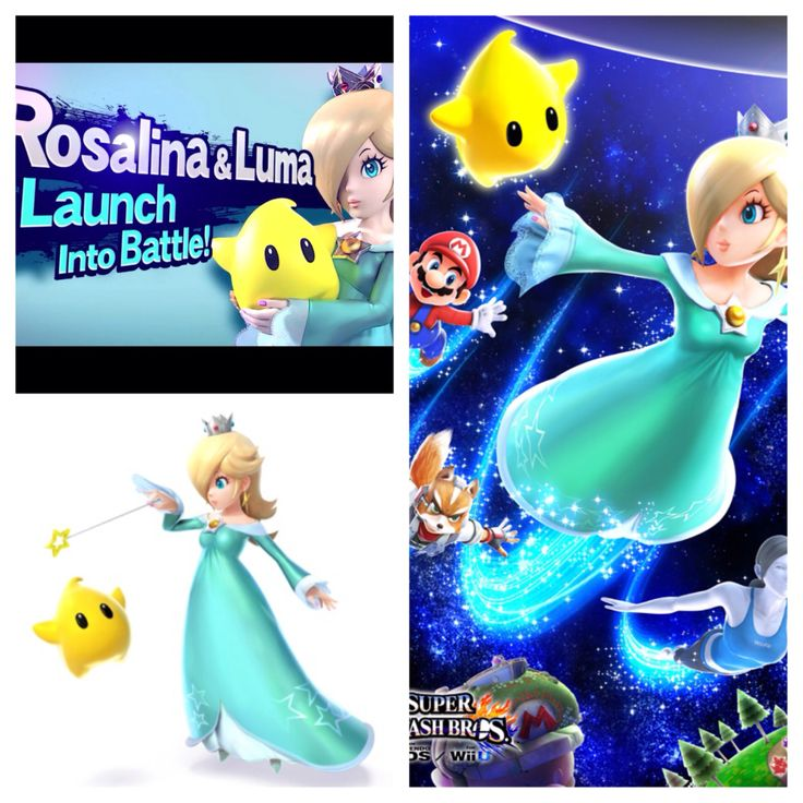 Pin by Super Smash Bros Wii U/3DS on Characters in Smash ...