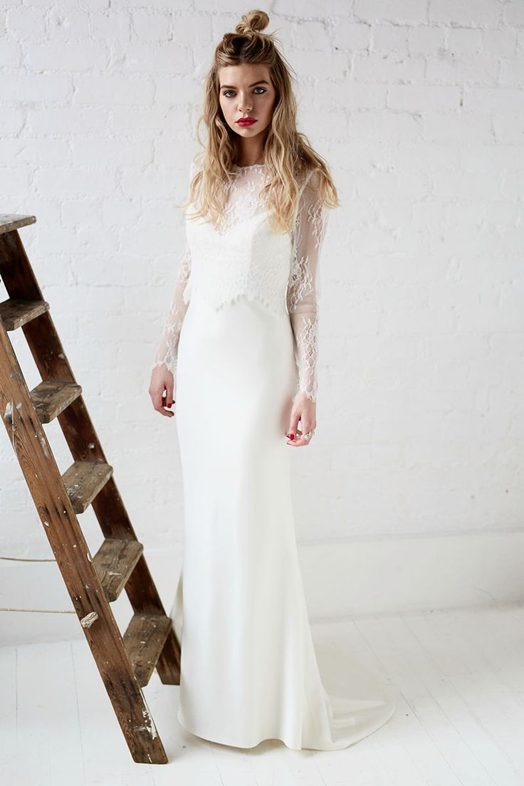 Best 25 bridesmaid seperates ideas on pinterest coast tempest harper lace topper wedding gown topper charlotte balbier ombrellifo Choice Image