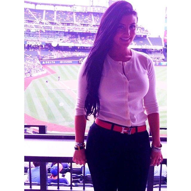 Instagram Aliya Fowler Take Me Out To The Ballgame