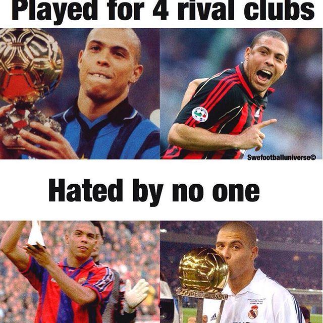 Ronaldo Lima, respekt! #ronaldolima #ronaldo #milan #inter #barcelona #madrid #love #football #fotboll #sverige #sweden #respect #respekt ------ Gilla o kommentera👇🏽👇🏽