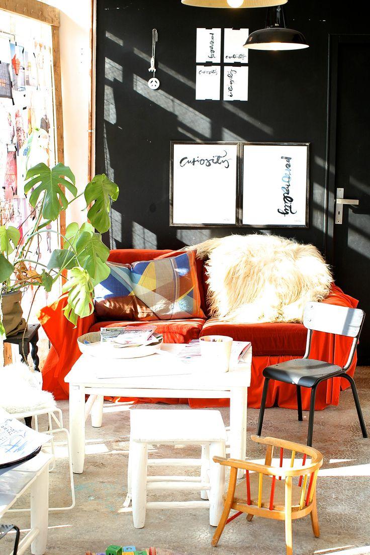 LA MAISON PERNOISE Concept Store en Provence - Café Salon ©Casalil