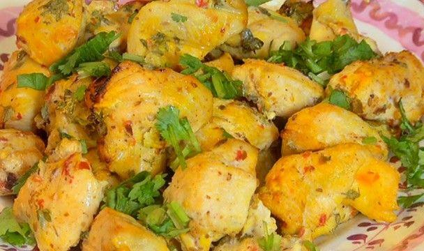 Saffron Tikka Kebabs : Food : The Home Channel