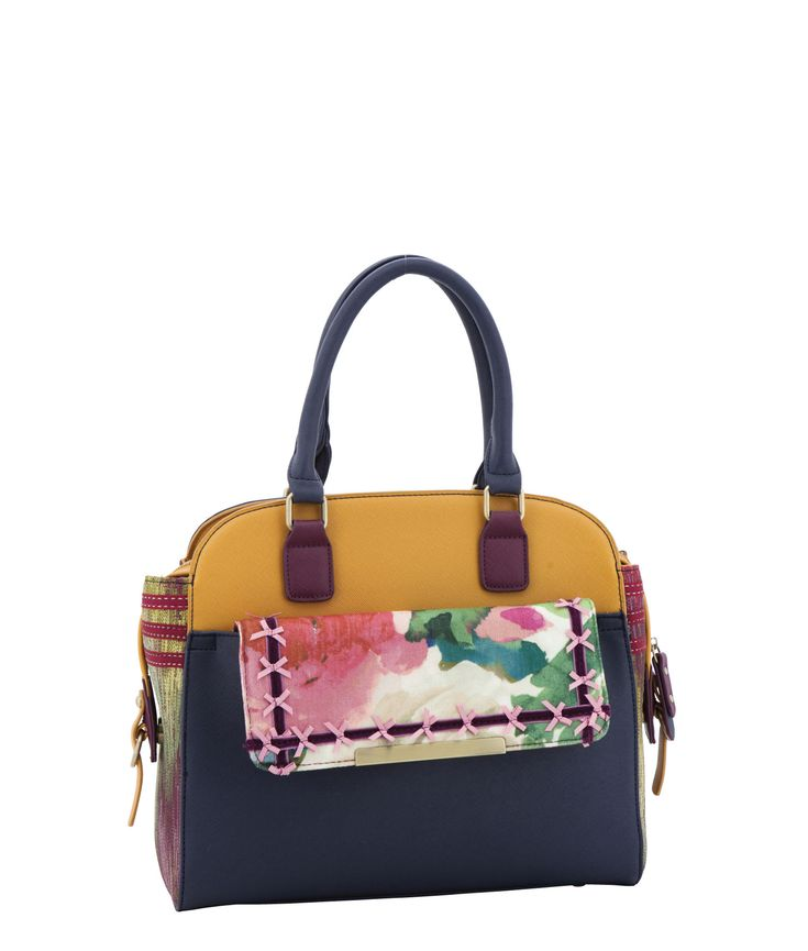 Spencer and Rutherford - quick_link - Tote Bag - Eden - Ombre