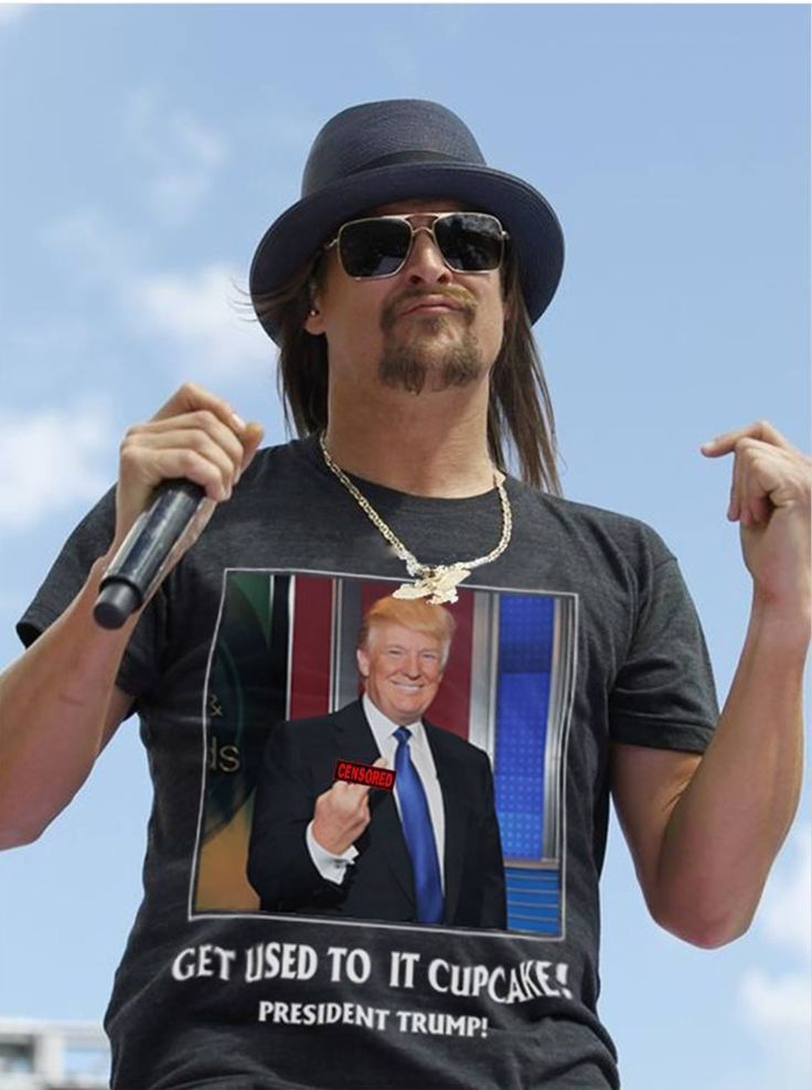 Cupcake Liberals this ones for you, courtesy of Kid Rock!