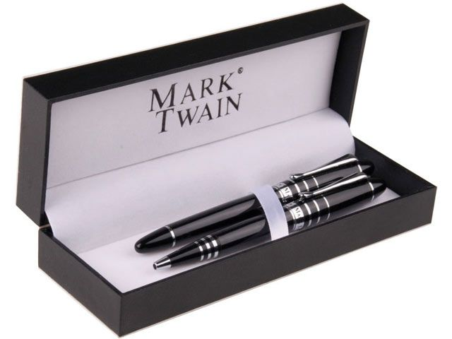 Mark Twain luxury gift set