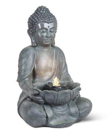 Die besten 25+ Buddha brunnen Ideen auf Pinterest Smiling buddha - deko brunnen wohnzimmer
