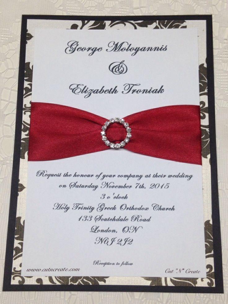 52 best Invitations images on Pinterest | Exploding boxes, Bridal ...