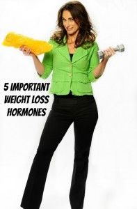 5 Important Weight Loss Hormone to help you regulate your appetite and