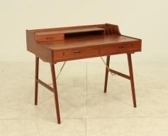 1960s Danish Desk Model 56 by Arne Wahl Iversen