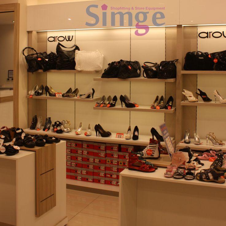 Ayakkabı Mağazası Dekorasyonu 06
