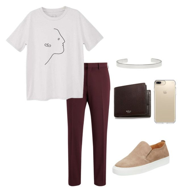 """Summer Night Party"" by idilkovalii on Polyvore featuring Joseph, MANGO MAN, Supply Lab, Mulberry, Speck, Maison Margiela, men's fashion and menswear"