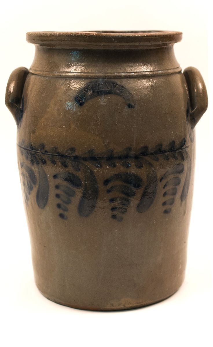 1302 Best Images About Antique Crocks Jugs And Stoneware On Pinterest