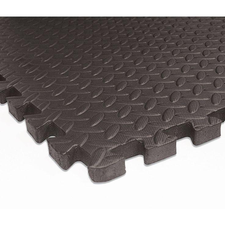 Shock Athletic Interlocking Flooring Tiles