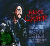 Raise the Dead: Live from Wacken [CD & DVD], CX-62876--