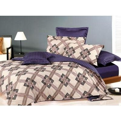 Checkers Quilt Cover Set