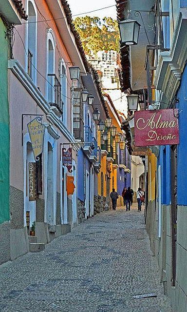 LA PAZ, BOLIVIA - Jaen street/ ЛА-ПАС, БОЛИВИЯ - ул. Хаен | Flickr: Intercambio de fotos