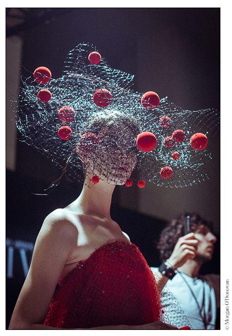 GLAM Fall 2014 Couture Armani Privé