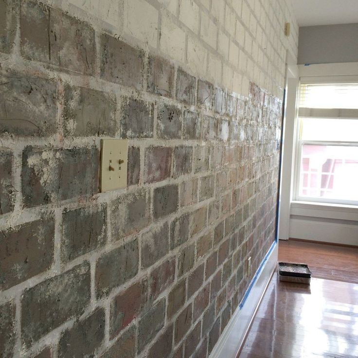 1000+ Ideas About Faux Brick Walls On Pinterest