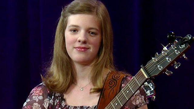 Emily Keener, 2011 Best Middle School Song Winner on Huckabee!
