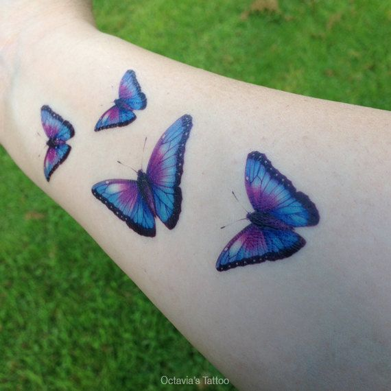 17 best ideas about purple butterfly tattoo on pinterest for Purple butterfly tattoo