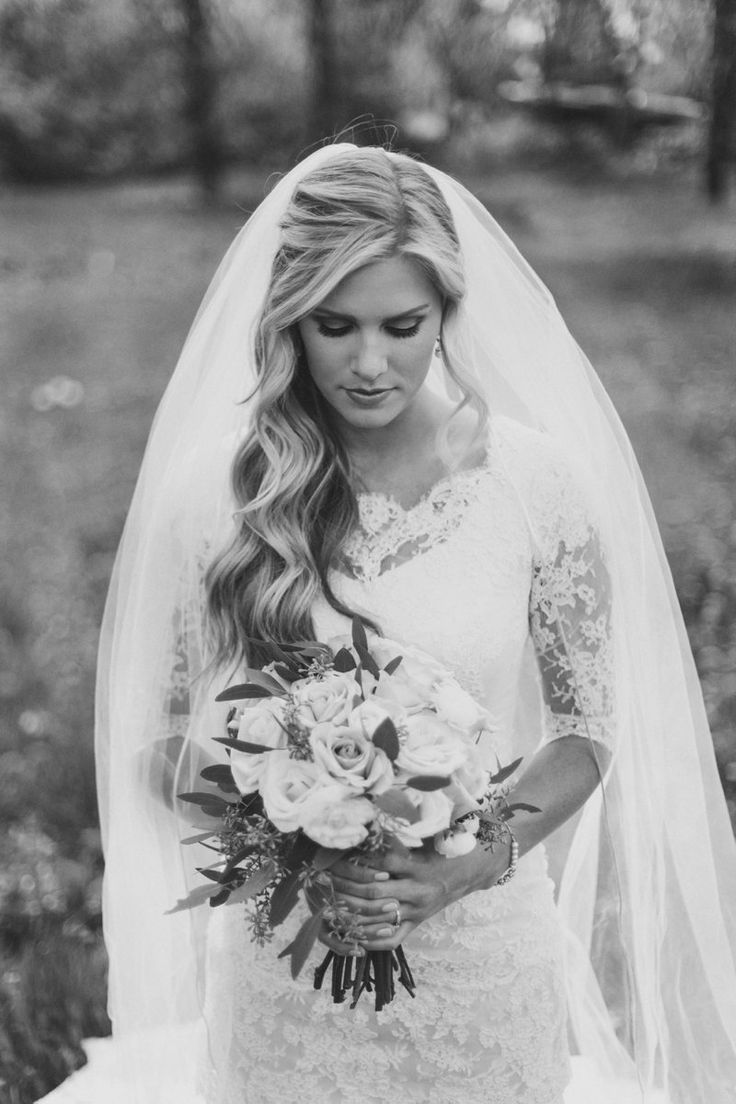 yes to the veil and the dress!!!