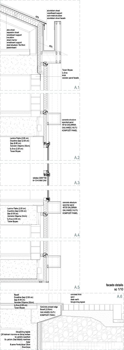 78 Best Architectural Cross Sections Images On Pinterest
