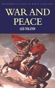 epic story of Russian life in the days of Napoleon