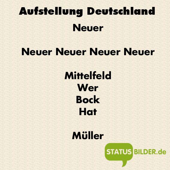 WM Bilder, Lustige Fussball Sprüche Whats App