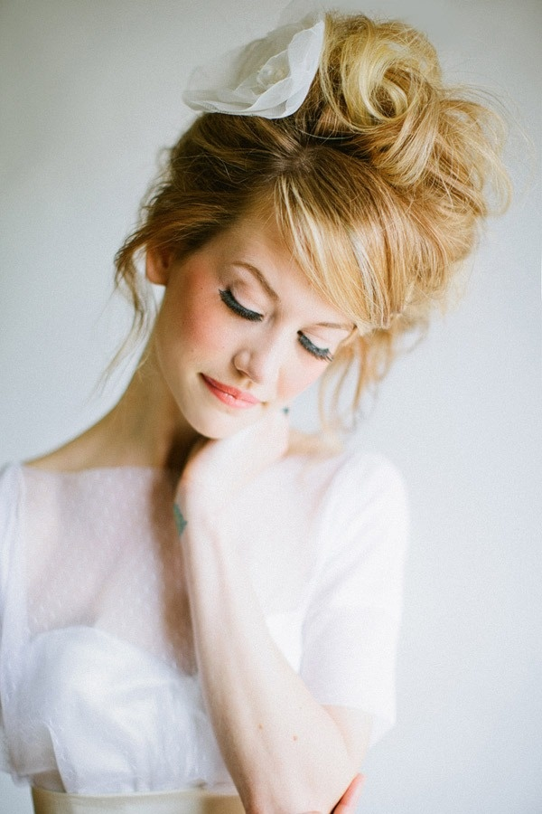 Airy Updo by www.hairandmakeup... Photography By / ciara-richardson....
