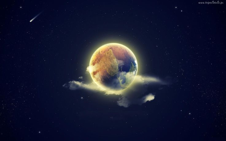 Planeta, Gwiazdy, Kosmos