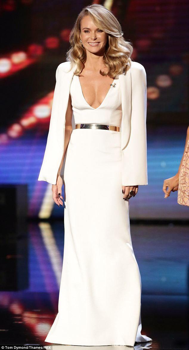 Amanda Holden, BGT 2014