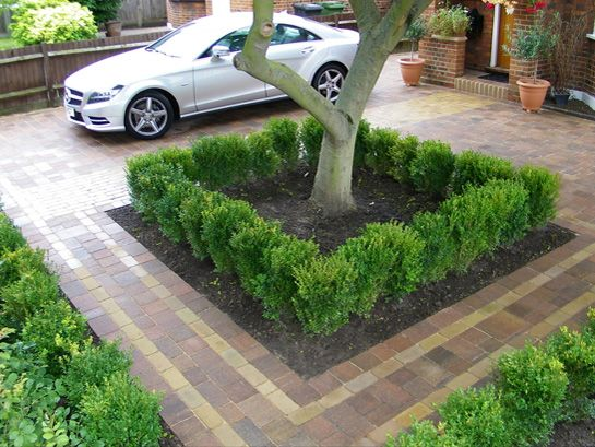 Landscaping Paver Block : Best ideas about block paving driveway on