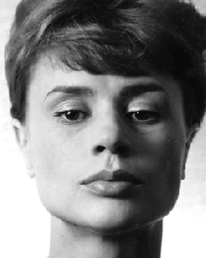 Harriet Andersson (1932-), Swedish actress