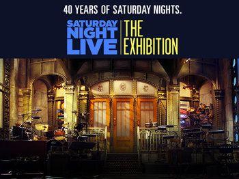 NBC - Saturday Night Live - Exhibit