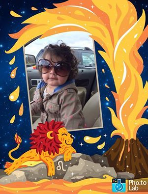 My granddaughter Nora