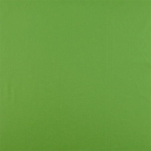 Bomullslerret sterk grønn