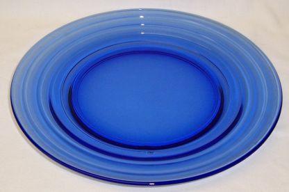 Hazel Atlas Depression Glass Cobalt Blue by StraitsAntiques, $20.00