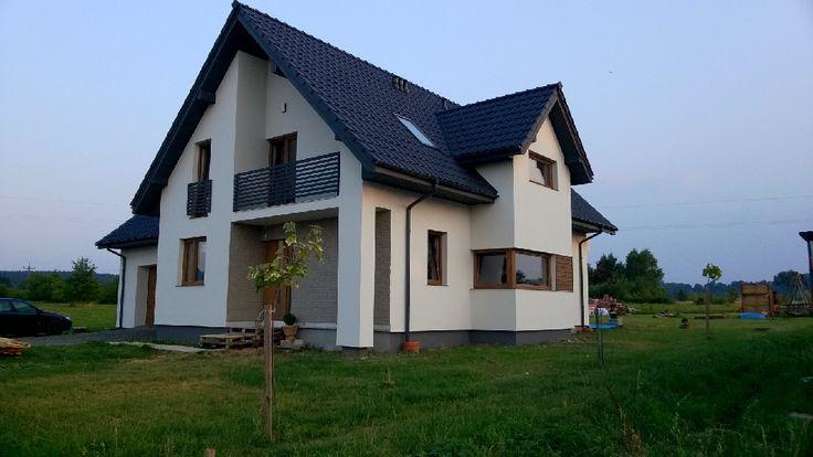 Blog MojaBudowa.pl Dom DOM W MORELACH 2 buduje cantadeskie - internetowy dziennik budowy, katalog firm budowlanych