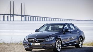 Mercedes C350 Plug In Hybrid