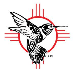 """The Hummingbird's Symbolism -- why I love them: """"The bird of the impossible""""- a teeny tiny bird whose wings are so small that flying should be aerodynamically impossible- can fly; gifting us with the concept that all difficulties can be overcome. We have the strength and power to withstand anything - everything we meet along the path of life ."""