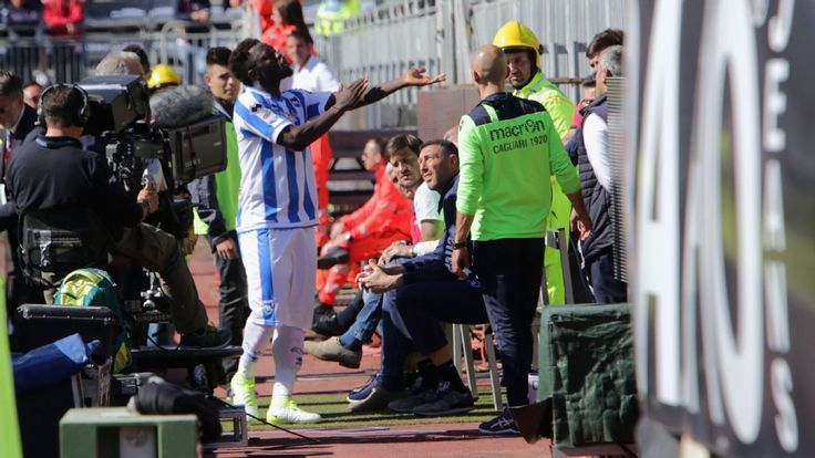 Serie A won't punish Cagliari for fans' racism in Sulley Muntari incident