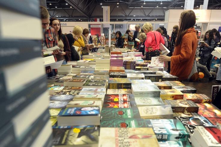 Leipziger Buchmesse 2013 - Foto gefunden auf www.leipziger-buchmesse.de - das AGM Magazin gibt es auch in der Messebuchhandlung zu erwerben! Schaut vorbei vom 14.03.-17.03.2013 - follow us on Facebook www.facebook.com/AGMMagazin