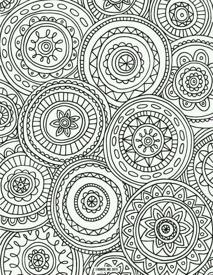 Mejores 1294 imágenes de mandalas en Pinterest | Mandalas para ...