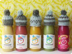"""Petits bonnets en tricot pour l'opération Innocent """"Mets ton bonnet !"""" - Participez jusqu'au 01/12/15"""