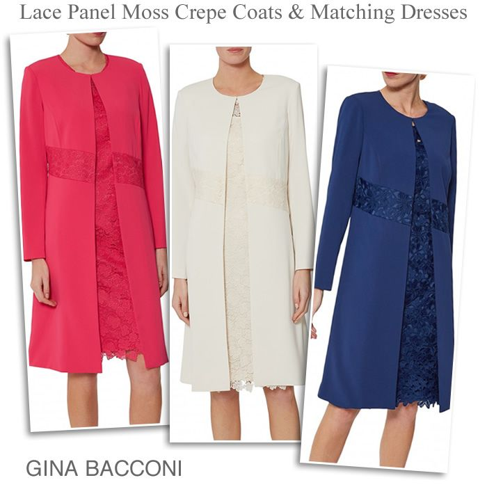 Occasion coats with matching dresses perfect for Mother of